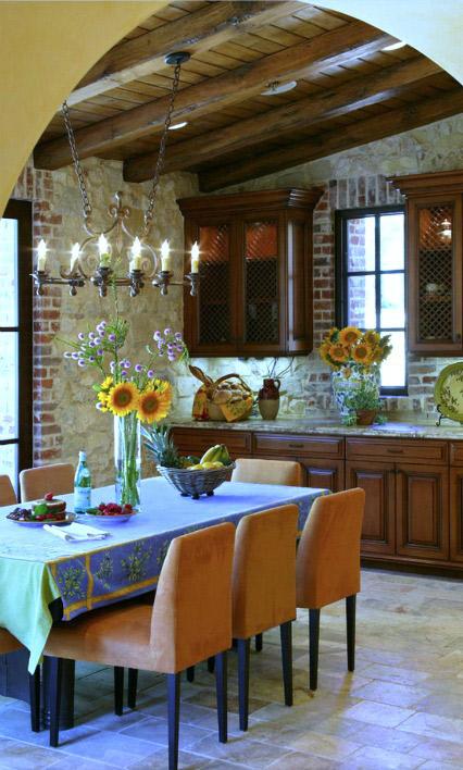 C mo decorar una cocina elige tu estilo forja for Como decorar una cocina chica