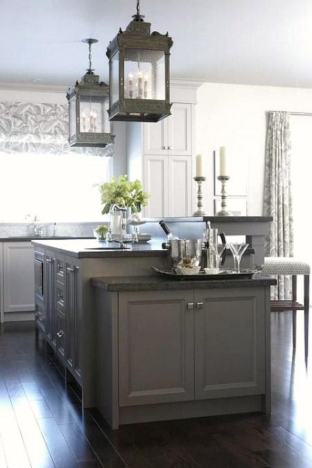 C mo decorar una cocina elige tu estilo forja - Como decorar una cocina rustica ...
