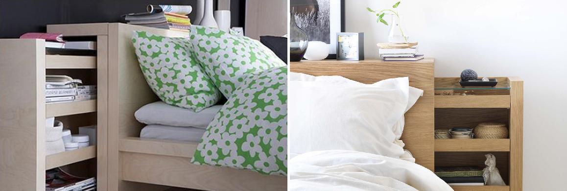 Cabeceros de cama para dormitorios pequeños - Forja Hispalense