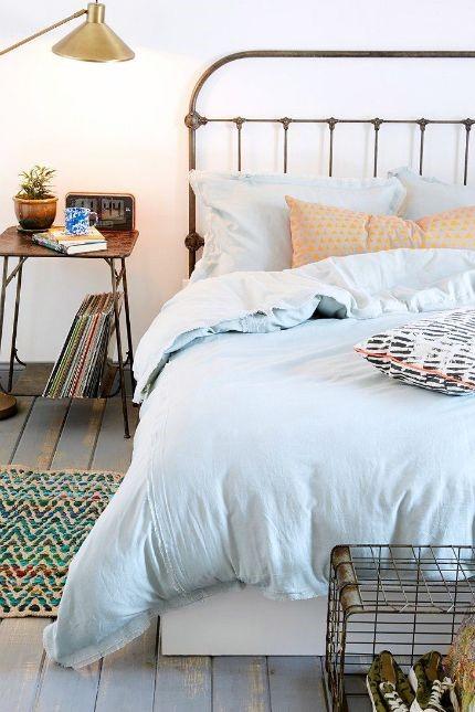 camas de forja en cobre