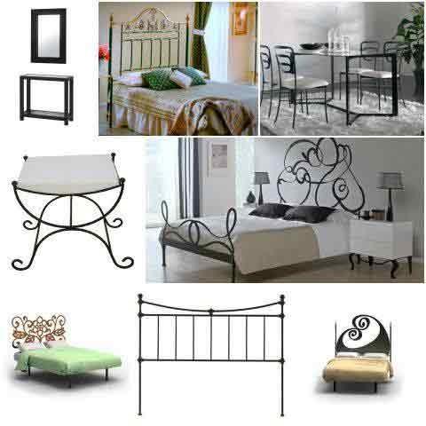 Nuestros muebles de forja online forja hispalense blog - Muebles de forja ...