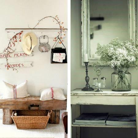 Recibidores vintage forja hispalense blog - Muebles para entradas y recibidores ...