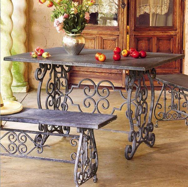 Restaura un mueble de forja de forma sencilla - Forja Hispalense