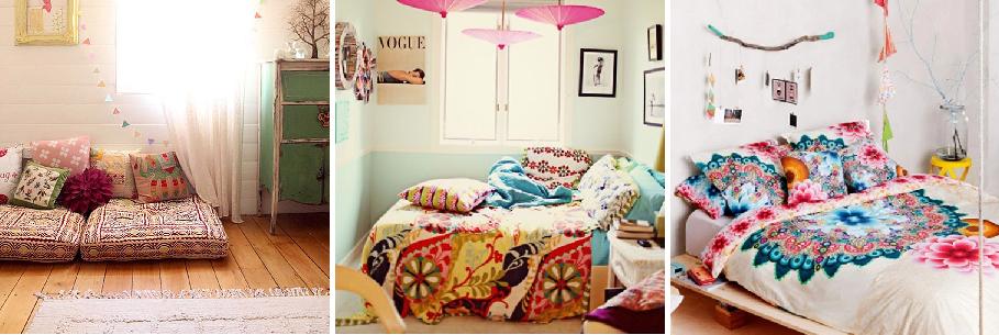 Dormitorios infantiles boho chic - Forja Hispalense Blog