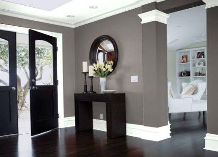 Recibidores modernos tendencias en decoraci n forja - Muebles recibidores de diseno ...