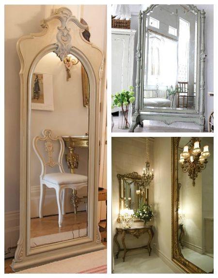 Recibidores vintage forja hispalense blog - Recibidores con espejos grandes ...