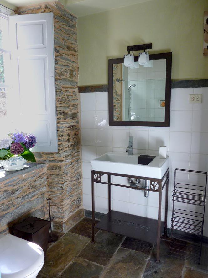 C mo decorar un ba o con muebles de forja forja hispalense blog for Muebles para decorar banos