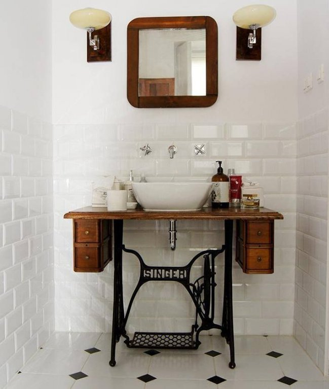 Cómo decorar un baño con muebles de forja  Forja Hispalense Blog
