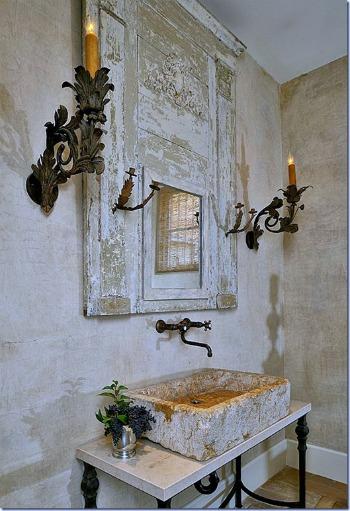 Decora con muebles de baño en forja - Forja Hispalense Blog