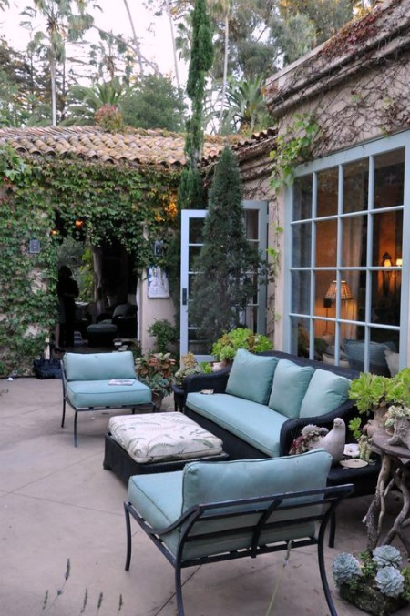 Muebles de exterior en forja - Forja Hispalense Blog