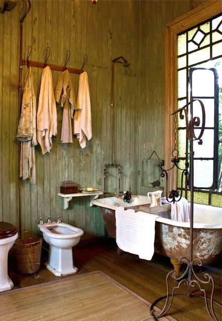 Decora con muebles de ba o en forja forja hispalense blog - Muebles de bano rusticos baratos ...