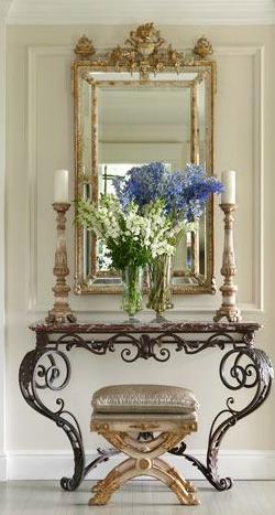 Espejos para entraditas espejo vestidor diseo de deinde for Espejos decorativos para recibidor