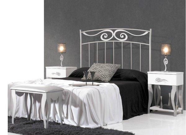 Cabeceros rusticos cama individual star cabeceras - Cabeceros forja modernos ...