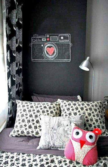 Detalle para dormitorio juvenil