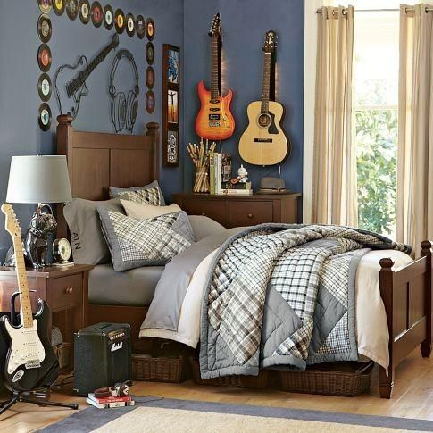 C mo decorar dormitorios juveniles forja hispalense blog - Dormitorios juveniles para hombres ...