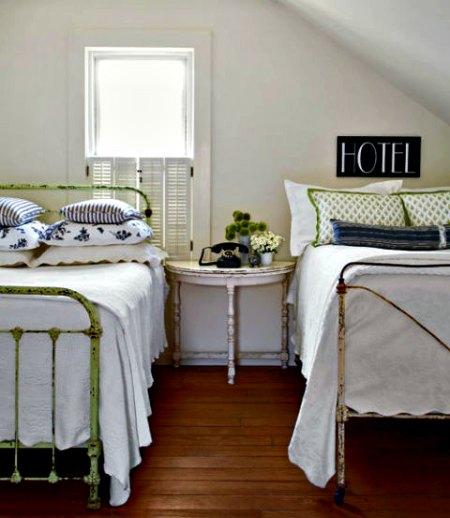 C mo decorar dormitorios juveniles forja hispalense blog - Camas blancas juveniles ...