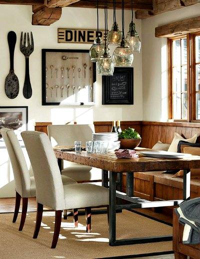 Decoracion rustica para tu hogar - Decoración rústica de interiores