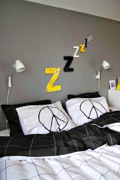 Detalles para dormitorios juveniles