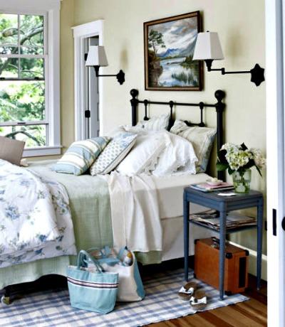 Cabeceros de cama rústicos - Forja Hispalense Blog