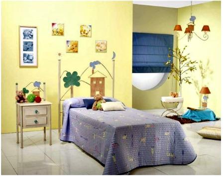 Cabeceros infantiles originales forja hispalense blog - Cabeceros originales infantiles ...