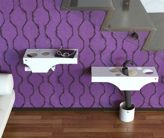 Estilo bohemio para los muebles de entrada - Forja hispalense ...