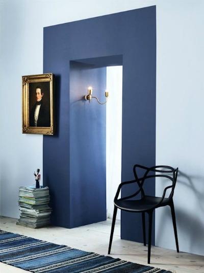 Estilo bohemio para los muebles de entrada - Muebles de entrada originales ...