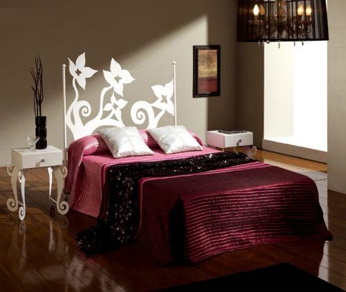 Cabeceros de cama de forja modernos - Cabeceros forja ...
