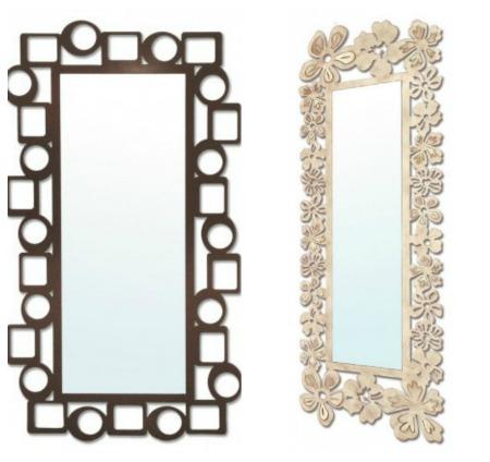 Espejos de forja tipo vestidor