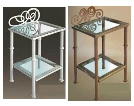 Colgantes para ventanas de dormitorio para matrimonio - Forja hispalense ...